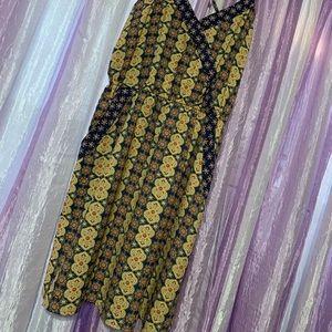 Xhilaration Dresses - Multi colored sun dress.
